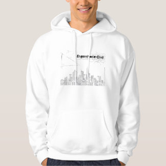 Moletom Civil Engineering Hoodie