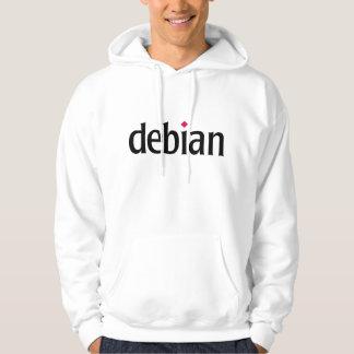 Moletom Debian Hoodie