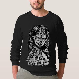 Moletom Skull Mexicana Dead All Over Sweatshirt