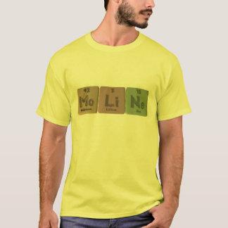 Moline-Mo-Li-Ne-Molybdenum-Lithium-Neon.png T-Shirt