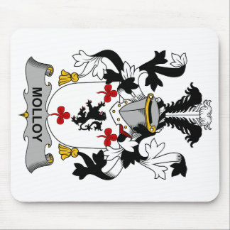 Molloy Family Crest Mouse Pad
