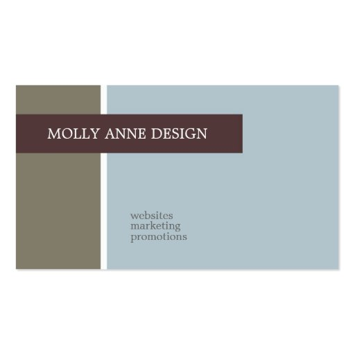 Molly Anne Business Cards