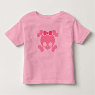 Molly Bow Pink Toddler T-shirt