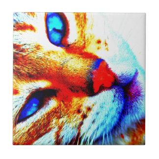 Molly cat tile