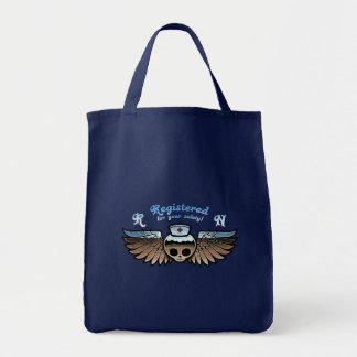 Molly Chrome RN -217 Tote Bag