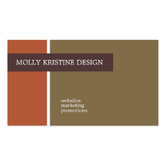 Molly Kristine Business Cards