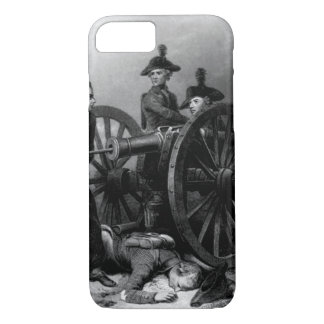 Molly Pitcher at the Battle of Monmouth_War Image iPhone 7 Case