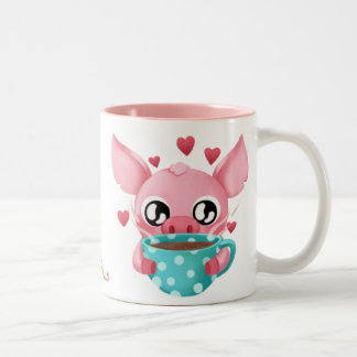 Molly the Micro Pig Mug