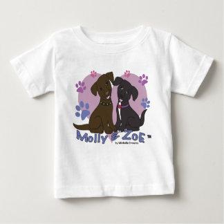 Molly & Zoe Baby T-Shirt