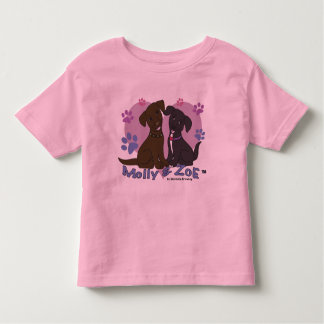 Molly & Zoe Toddler T-shirt