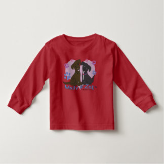 Molly & Zoe Toddler T-shirt
