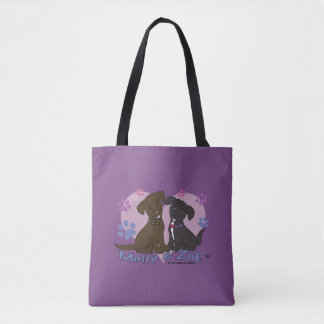 Molly & Zoe Tote Bag