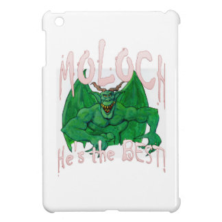 Moloch:  He's the BEST! iPad Mini Cases