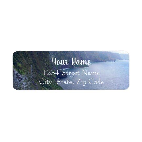Molokai Address Labels