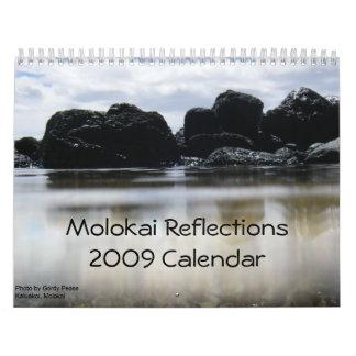 Molokai Reflections Calendars