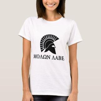 molon_labe__B T-Shirt