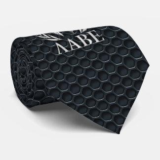 Molon Labe Chrome Spartan Helmet on Grille Tie