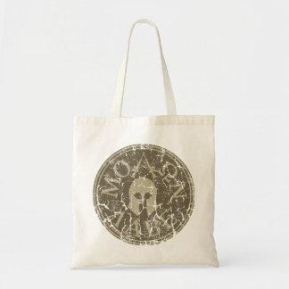 Molon Labe, Come and Take Them Budget Tote Bag