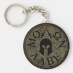 Molon Labe, Come and Take Them Keychains