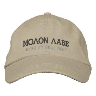 MOLON LABE EMBROIDERED HATS