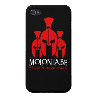 MOLON LABE iPhone 4 case