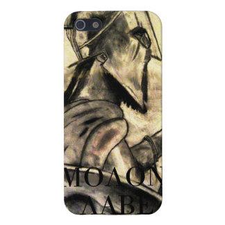 MOLON LABE iPhone 5/5S CASES