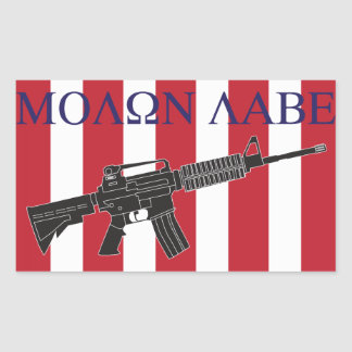 Molon Labe Sons of Liberty Sticker