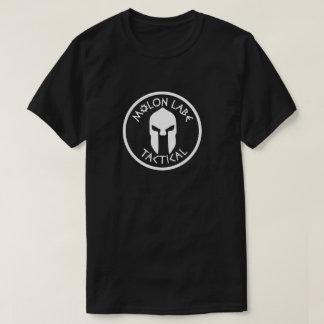 molon labe tactical crew black T-Shirt