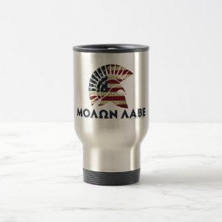 Molon Labe! Travel Mug