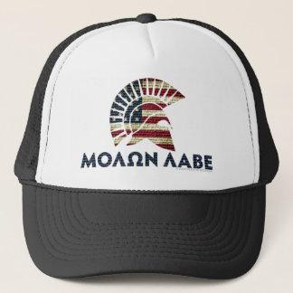 Molon Labe! Trucker Hat