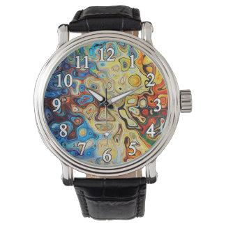 Molten Acrylica Watch