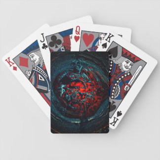 MOLTEN Maelstrom Bicycle Playing Cards