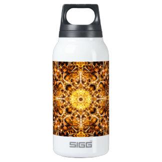 Molten Prism Mandala Insulated Water Bottle
