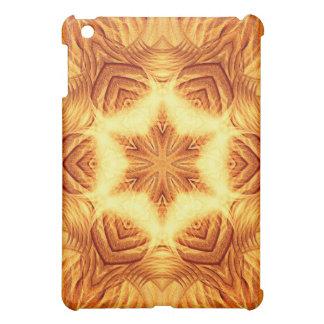 Molten Vortex Mandala Case For The iPad Mini