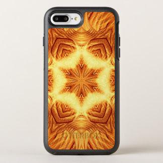 Molten Vortex Mandala OtterBox Symmetry iPhone 7 Plus Case