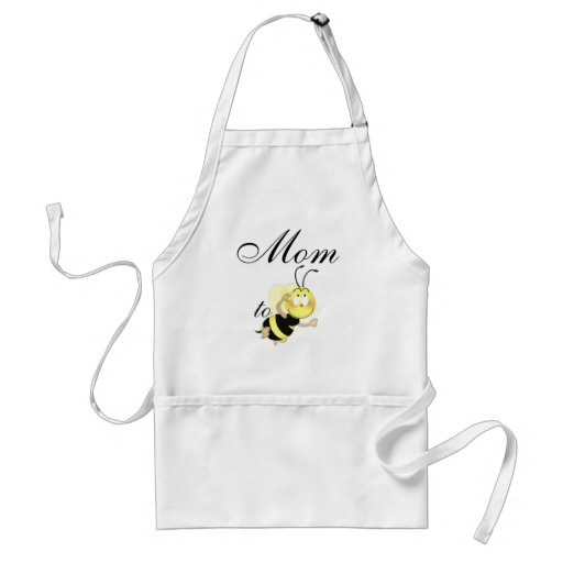 Mom 2 be apron