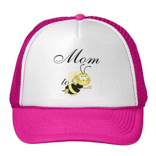 Mom 2 be mesh hat