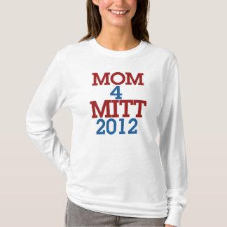 Mom 4 Mitt Romney T-Shirt