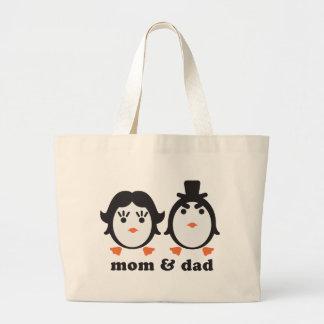 mom and dad sacs fourre-tout