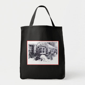 mom and dad's place tote bags