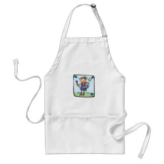 Mom And New Baby Apron