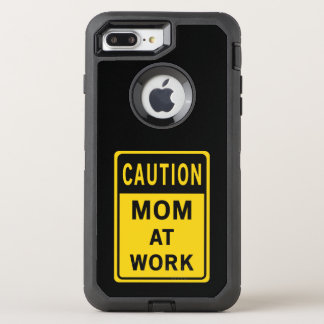 Mom At Work Phone Case