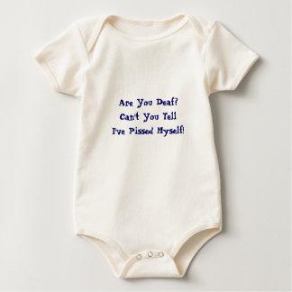 Mom! Baby Bodysuit