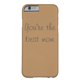 Mom Barely There iPhone 6 Case