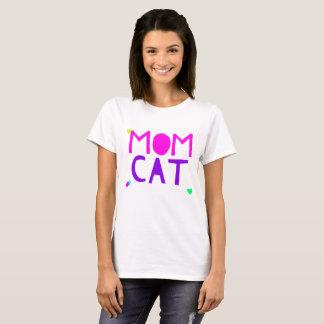 Mom Cat T-Shirt