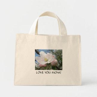 MOM CHRISTMAS GIFTS Apple Blossoms Tote Bag