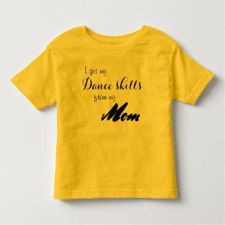 Mom dance skills dance shirt
