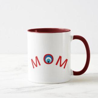 MOM Evil Eye Lucky Eye MUG for protection