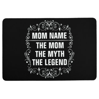 Mom Happy Mother's Day Floor Mat