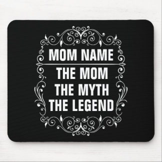 Mom Happy Mother's Day Mouse Pad